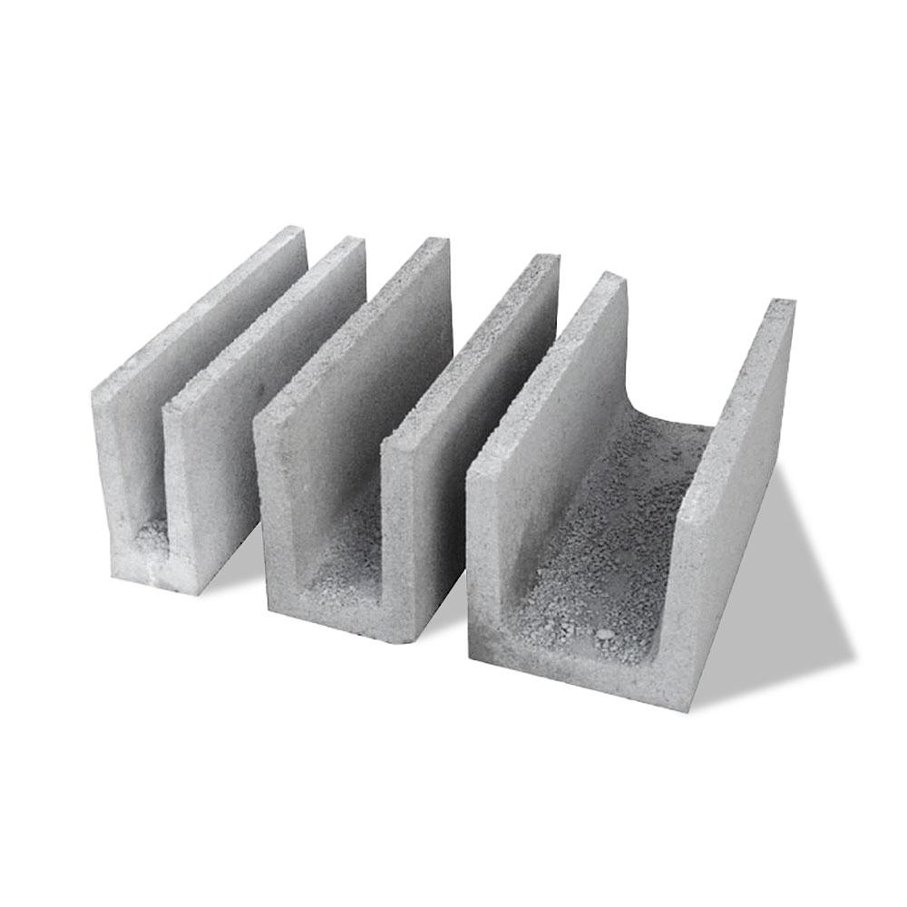 Canaletas de Concreto - Kiblocos